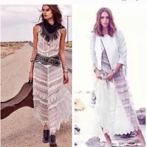 Free People Milted Meadows Dress